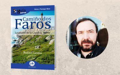 Ya está a la venta el 'GuíaBurros: Camiño dos Faros'