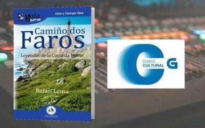 Rafael Lema presenta su nuevo libro en Radio Galega