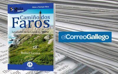 El nuevo libro de Rafael Lema en el El Correo Gallego