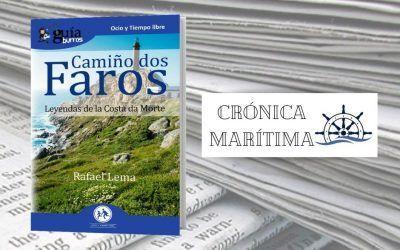 Crónica Marítima ha reseñado el último libro de Rafael Lema