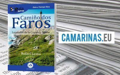 Camariñas.eu ha reseñado este libro sobre el Camino de los Faros