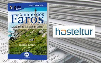 Hosteltur ha reseñado este libro sobre el Camino de los Faros