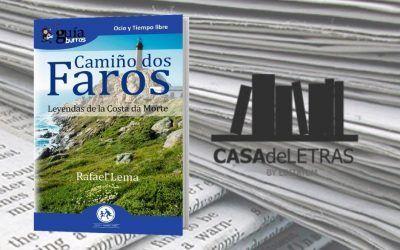 El 'GuíaBurros: Camiño dos Faros' en Casa de Letras