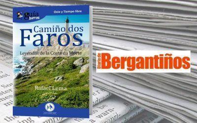 El nuevo libro de Rafael Lema en Diario de Bergantiños