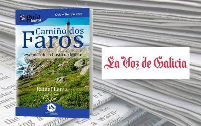 La Voz de Galicia ha reseñado este libro sobre la Costa da Morte
